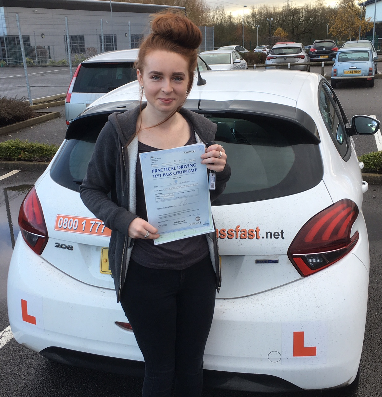 Weekly Driving Lessons